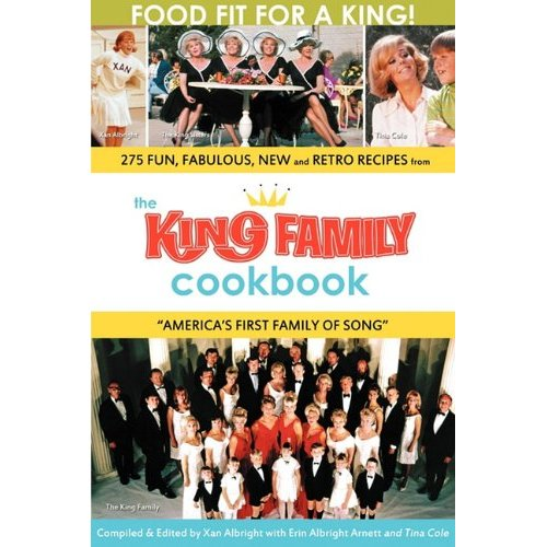 King Family cookbook